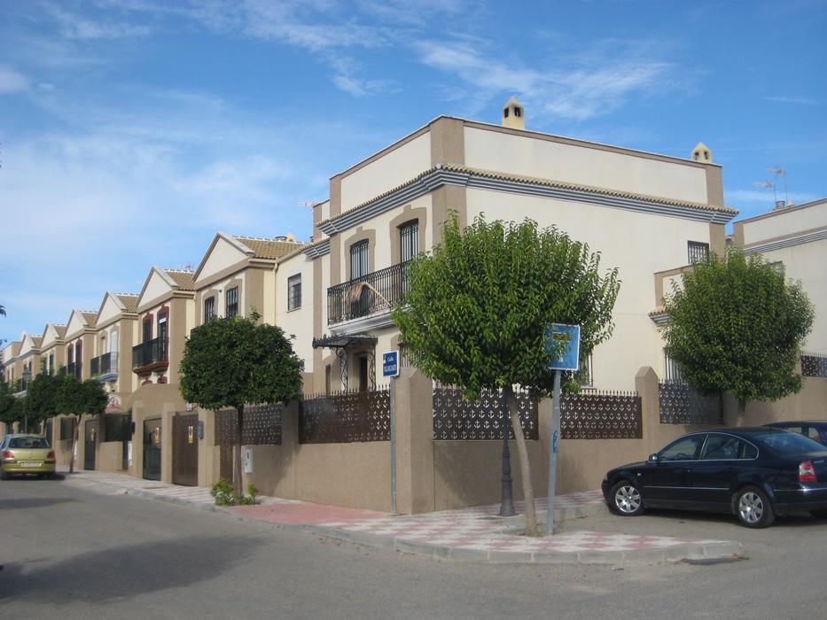 17 viviendas unifamiliares en beda la atalaya miguel - Arquitectos en ubeda ...