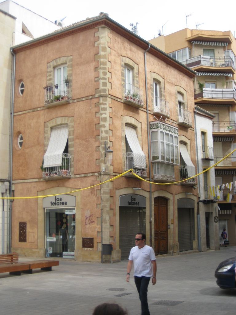 Rehabilitaci n de edificio para viviendas y locales - Arquitectos en ubeda ...