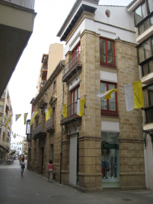 Rehabilitación de Edificio en Calle Mesones nº 38