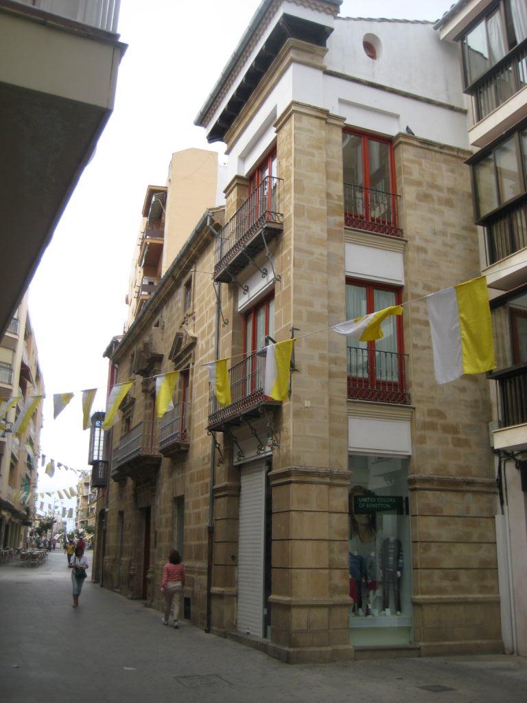 Rehabilitaci n de edificio en calle mesones n 38 miguel - Arquitectos en ubeda ...