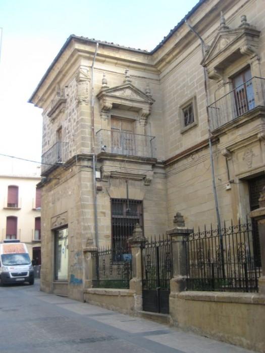 Rehabilitación del Palacio de Bussianos para hotel