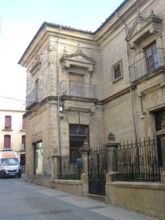Hotel palacio de ubeda 5 estrellas great fotos de palacio - Hotel palacio de ubeda ...