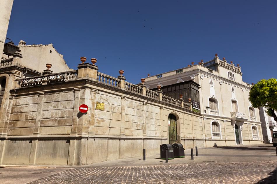 Rehabilitaci n del palacio de los orozco en la plaza de - Arquitectos en ubeda ...