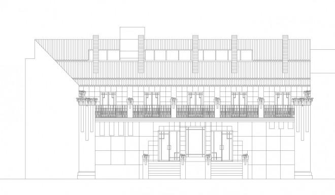 Rehabilitación de Edificio en Linares