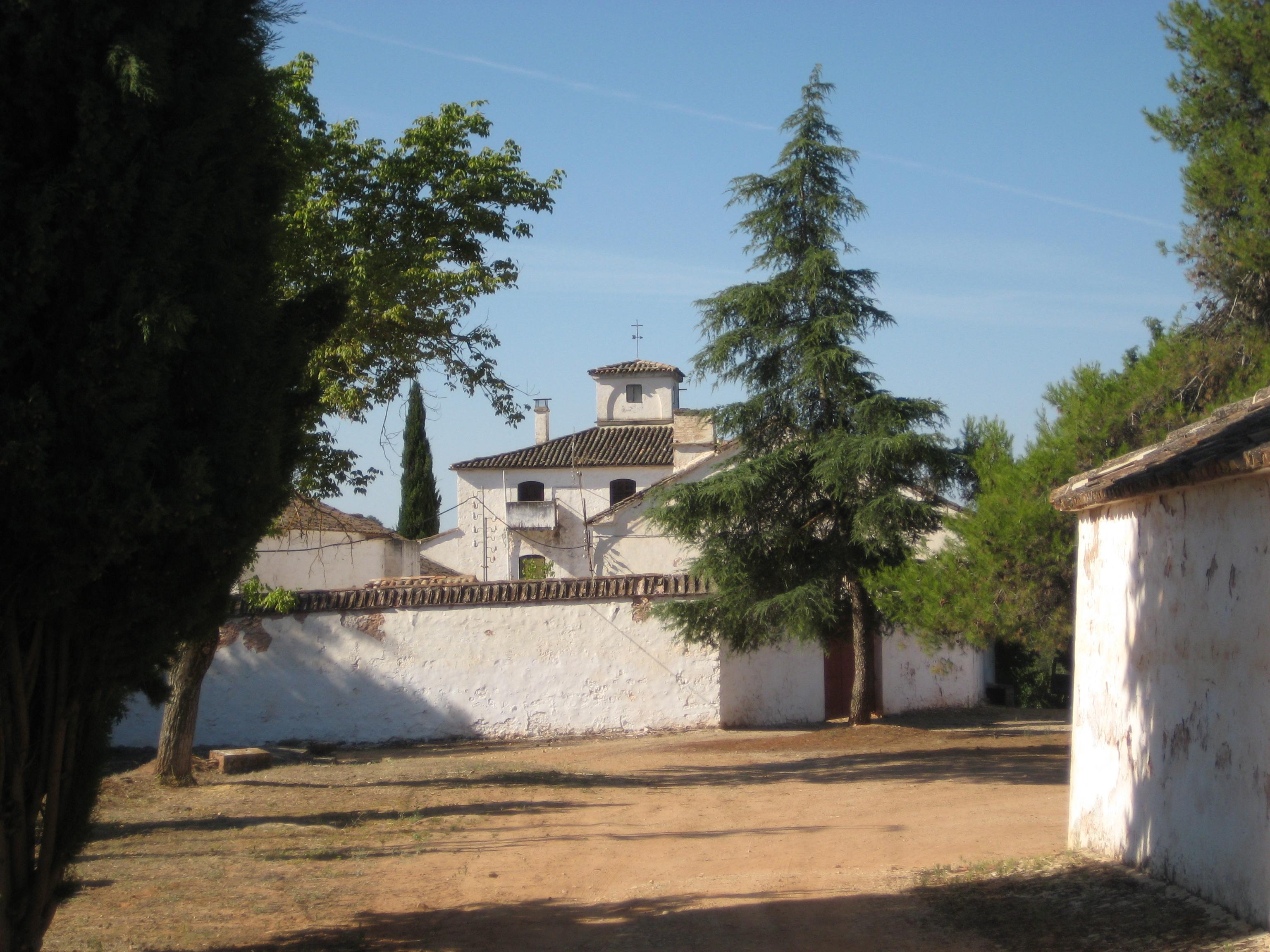 Proyecto de rehabilitaci n del cortijo los barrancos en - Arquitectos en ubeda ...